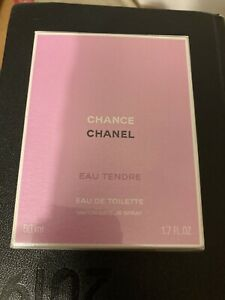 CHANEL CHANCE EAU TENDRE Eau De Toilette Spray 50ml
