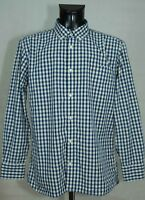 MENS Tommy Hilfiger SHIRT LONG SLEEVE COTTON SIZE XL VGC