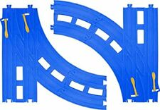 NEW Plarail double track turn-out rail (L ? R each one set of input) R-28