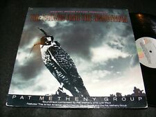 THE FALCON AND THE SNOWMAN Jazz Fusion Soundtrack DAVID BOWIE Pat Metheny LP 85