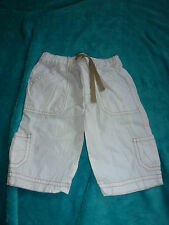 BABY BOYS EARLY DAYS SUMMER LIGHTWEIGHT TROUSERS AGE 0 - 3 MONTHS