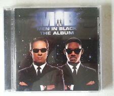 "VARIOUS ARTISTS ""Men in Black"" CD album 1997 1990s soundtracks theatre"