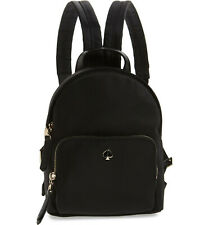 Kate Spade taylor small nylon backpack ~NWT~ Black