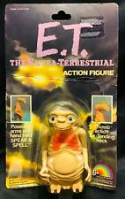 """1982 LJN E.T. THE EXTRA-TERRESTRIAL FIGURE IN PACKAGE ACTION FIGURE 4"""""""