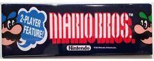 Mario Bros. Arcade Game Marquee Fridge Magnet
