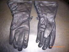 Gants et moufles noir pour femme, taille XS
