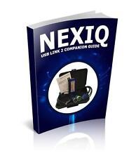 Nexiq USB Link 2 124032 Companion Guide - Fix Connectivity Issues & more!