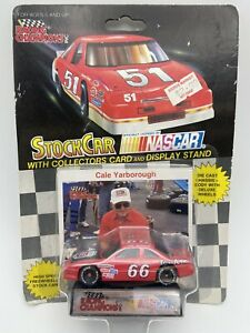 Racing Champions Stock Car Series Cale Yarborough #66 1/64 Scale FREE SHIPPING