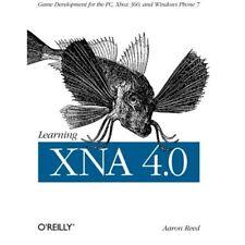 Learning XNA 4.0: Spiel Entwicklung für den PC, Xbox 360-Taschenbuch NEU Reed, AA