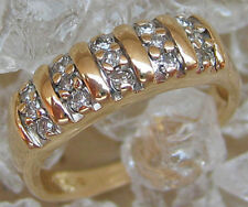 ✨✨0,25 ct.✨✨Ring in aus 585 Gold mit Brillant Schmuck Brillanten Diamant Diamond