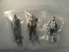 X100 Hi Grade Acid Free Storage Bags for Star Wars GI Joe & Other Action Figures