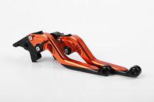 Extending Orange CNC Brake Clutch Levers For KTM 690 SMC-R 2013-2014 Hot Sale
