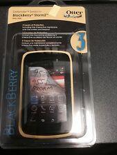 BlackBerry Storm2 9520,9550 OtterBox Defender Case - Black. Original & Brand New