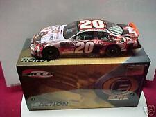 BRAND NEW 2005 TONY STEWART #20 MILESTONE / 1999 1ST WIN 1/24 ELITE CAR