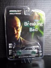Greenlight Chrysler 300C Breaking Bad 1/48 Raw Super Green Machine 1/64 Die cast