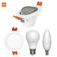 E27 E14 Xiaomi yeelight Smart LED Light 6 Вт RGB лампа беспроводной WIFI-контроль лампа