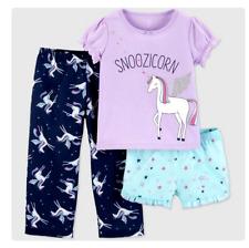 WONDER KIDS Long Sleeve Fleece Pajamas Sleeper Light Pink SWEETIE Wording 2T NWT