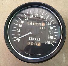 Vintage Yamaha Speecometer 140 MPH