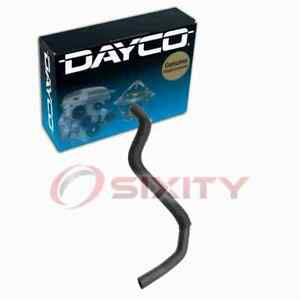 Dayco Upper Radiator Coolant Hose for 1996-1999 Chevrolet K1500 Suburban ac