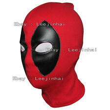 2015 new Deadpool mask Costume cotton Rib fabrics   halloween Balaclava