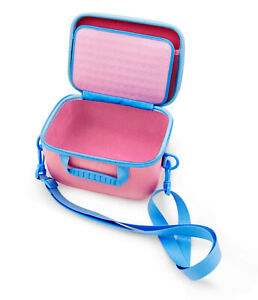CM Polaroid Now Camera Case fits I-Type Film Cam and Accessories, Pink Case Only