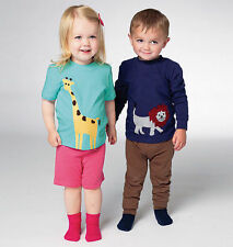 Toddler Unisex Pants Sewing Patterns