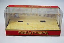 Matchbox of Yesteryear YY014A/C STUTZ BEARCAT Display Box Only No Model Included