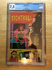 Eightball #1 CGC 7.5 Fantagraphics Books 8/94