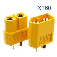 10pcs/ 5pairs XT60 XT-60 Male Female Bullet Connectors Plugs For RC Lipo Battery