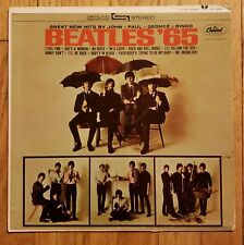 THE BEATLES '65 - ORIGINAL 1965 CAPITOL LP ST-2228 B2/B4 SCRANTON VG+ RIAA 3