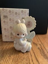 Precious Moments 1988 Symbol Of Membership A Growing Love E-0008 Flower New