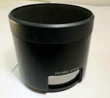 Pentax PH-RBG 67mm Lens Hood Shade for 645 FA 150-300mm f5.6 300mm f5.6 Original