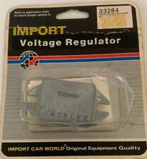 Import Car World 33284 Voltage Regulator Compare to Standard VR162 BWD R924
