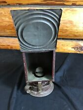 Vintage W. V. & B Film Developers Lamp