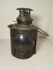 Vintage Adlake Non Sweating Chicago Lamp Lantern Railroad Switch Train