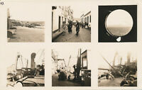 WWII 1945 GI's returns home  USS Enterprise Operation Magic 6 Photo sheet #3