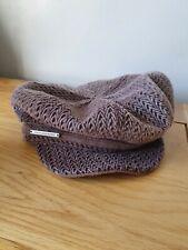 Rocha John Rocha Designer Ladies Womens Baker Boy Style Hat Cap