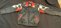 Vintage Champ Car CART Indycar Firestone Racing Leather Jacket XL!  Rare!