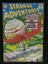Strange Adventures #121  Oct 1960  Very Nice!!  Flat Glossy!!  See Pics!!