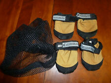 REI Dog Hiking Shoes Adventure Dog Size M Medium with mesh bag