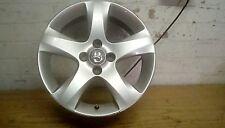 """Vauxhall Corsa D 2012 16"""" Alloy Wheel Rim Silver."""