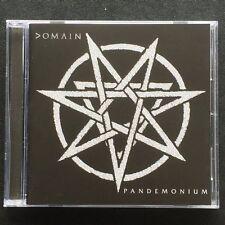 DOMAIN Pandemonium   Domain – Pandemonium Domain – Pandemoni   BLACK METAL