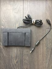 Olympus (RS23) USB Corded Foot Switch Optical Foot Pedal Dictation Transcriber