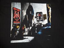 Slayer Mandatory Shirt AM-Merchandise Print XL Thrash Metal Venom