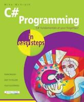 C# Programming in Easy Steps by Mike McGrath | Paperback Book | 9781840787191 |