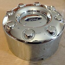 2005 - 2013 Ford F-350 F-450 SD Dually Chrome OEM Center Cap P/N 5C34-1A096-XC