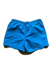 Primark Mens Swim Shorts Blue Medium