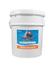 25kg Shock Granules Swimming Pool & Chemicals