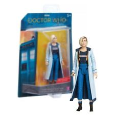 """New Doctor Who 5.5"""" 13th Dr Action Figure Jodie Whittaker BBC Official"""