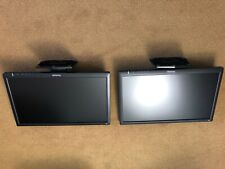 "ViewSonic VX2703mh-LED Monitor, 27"" ,  TWO Monitors in Perfect Working Condition"
